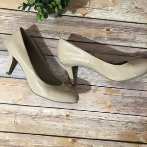 ComfortPlus by Predictions nude pumps